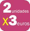 LIQUIDACION MAQUILLAJE: 2 PRODUCTOS 3 EUROS