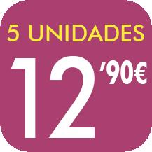 5 FFP3 POR 12,90 EUROS