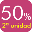 LOLA MAKE UP: SEGUNDA UNIDAD 50%