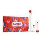 FLOWERBY KENZO EDP 100 VAP+ BODY 50 ML+ MINI