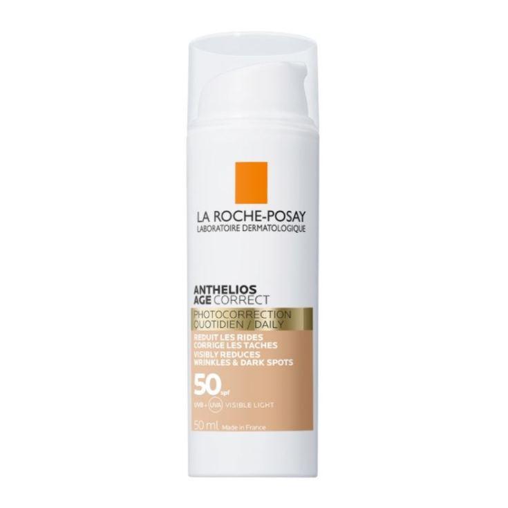 LA ROCHE P. ANT.AGE CORRECT SPF50 50 ML COLOR