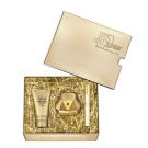 LADY MILLION EDP 50 VAP.+BODY 75 ML+ MINI