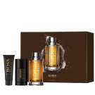 BOSS THE SCENT EDT 100 VAP+ DEO 75 ML+ GEL