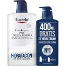 EUCERIN LOCION 1000 ML UREA + 400 ML