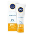 NIVEA SUN F-50 FACIAL SENSITIVE 50 ML.