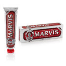 MARVIS PASTA DENTAL CINNAMON MINT 85 ML ROJO*