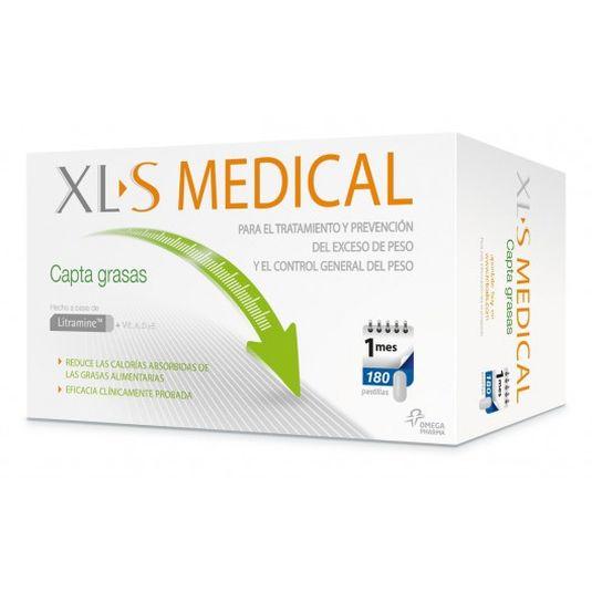 XLS MEDICAL CAPTAGRASA 180*