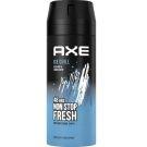 DES.AXE ICE CHILL 150 ML.