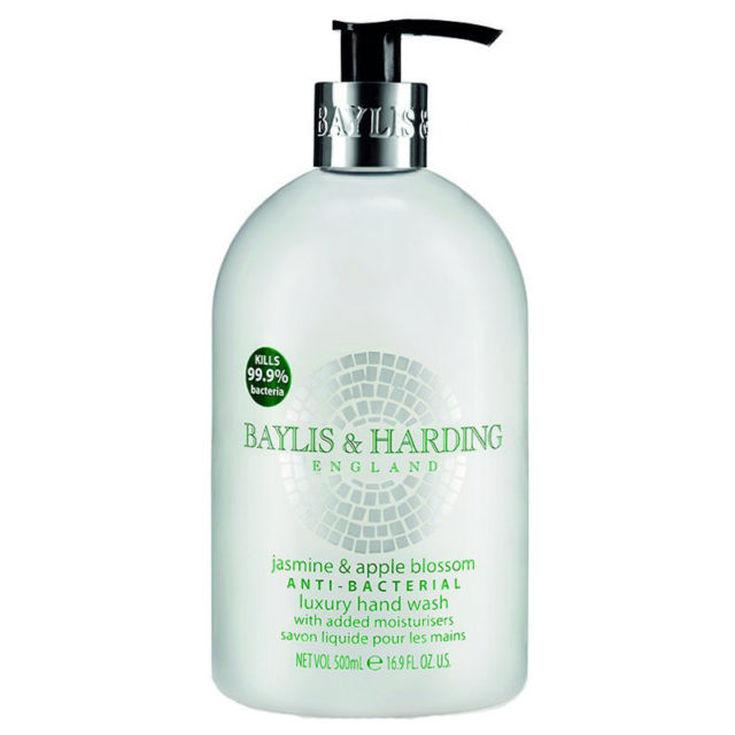 baylis & harding jasmine and apple blossom jabon manos dosificador 500ml