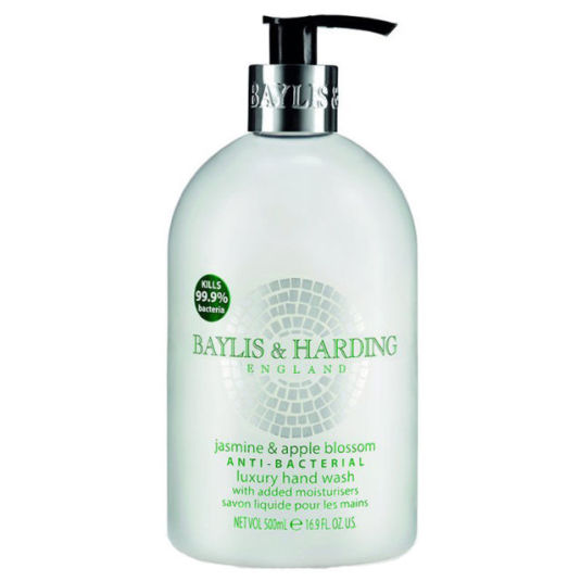 baylis & harding jasmine and apple blossom jabon manos dosificador 500ml