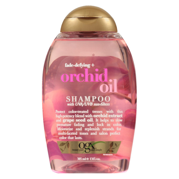 ogx champú de aceite orquídea 385ml