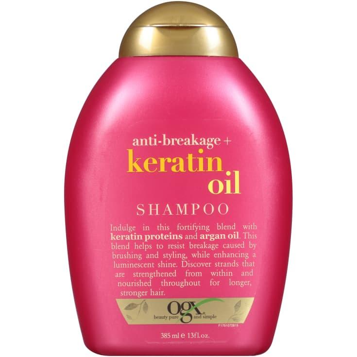 ogx champu con aceite de queratina 385ml