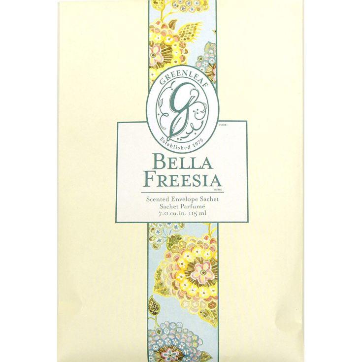 ambient air sachet perfumado grande bella fressia 115ml