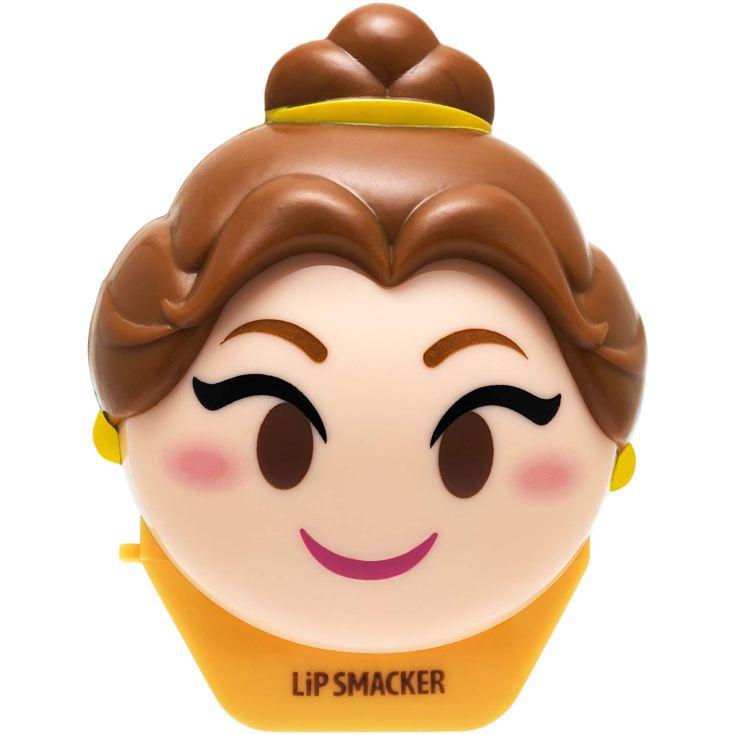 lip smacker balsamo labial disney emoji bella de la bella y la bestia