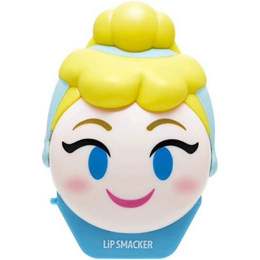 lip smacker bálsamo labial emoji cenicienta disney