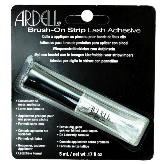 ardell adhesivo brush-on sin latex