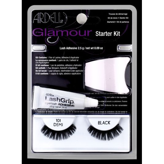 ARDELL KIT INICIACION 101 GLAMOUR DEMI BLACK