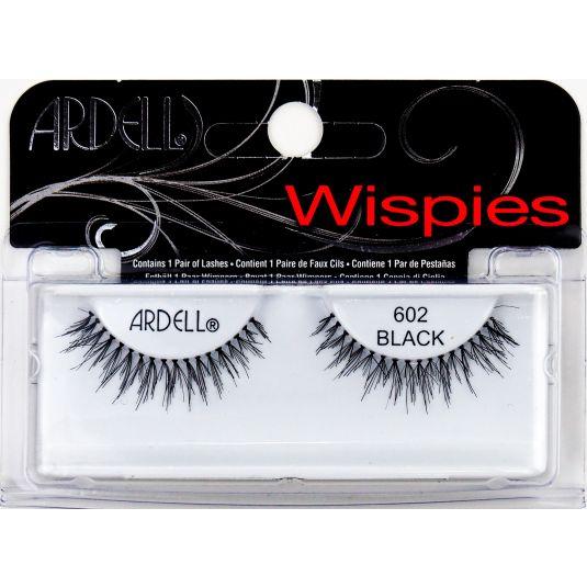 ardell pestañas wispies clusters 602