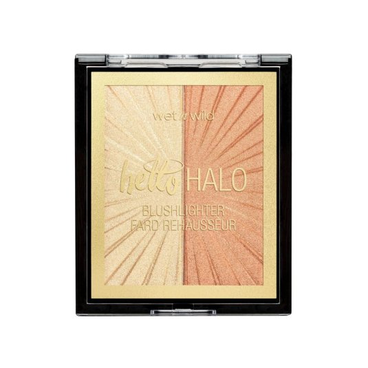 wet n wild megaglo hello halo duo colorete e iluminador