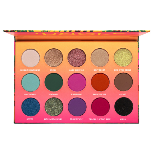 wet n wild bretman rock color palette eyeshadow