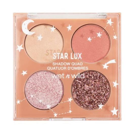 wet n wild star lux quad let´s get astrophysica sombras de ojos