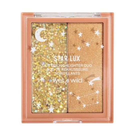 wet n wild lux star crazy duo iluminador