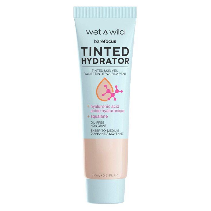 wet n wild bare focus tinted hydrator bb cream