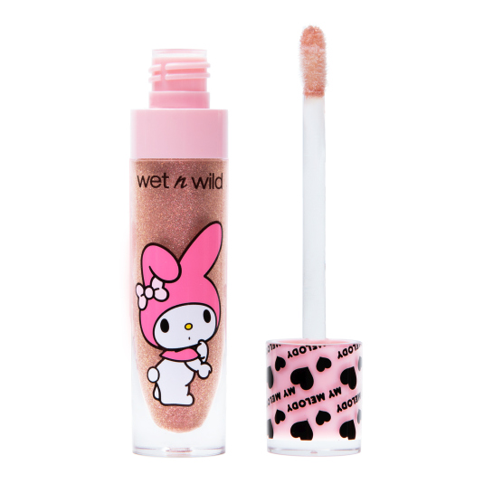 wet n wild my melody lip gloss brillo de labios