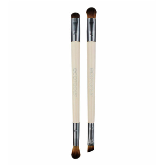 ecotools duo brochas set ojos eye enhancing