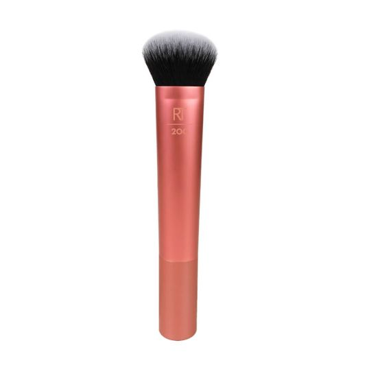 real techniques expert face brush brocha de maquillaje