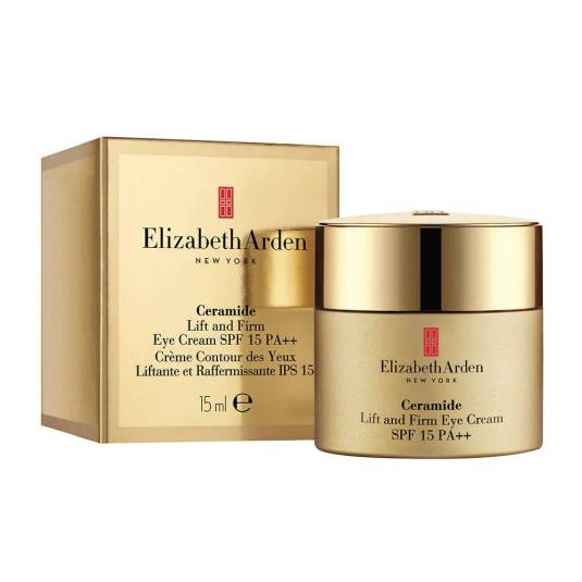 ELIZABETH ARDEN CERAMIDE LIFT AND FIRM CREMA DE OJOS SPF15