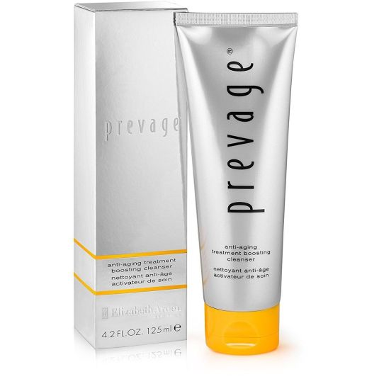 elizabeth arden prevage anti-aging treatment boosting cleanser limpiador facial antiedad 125ml