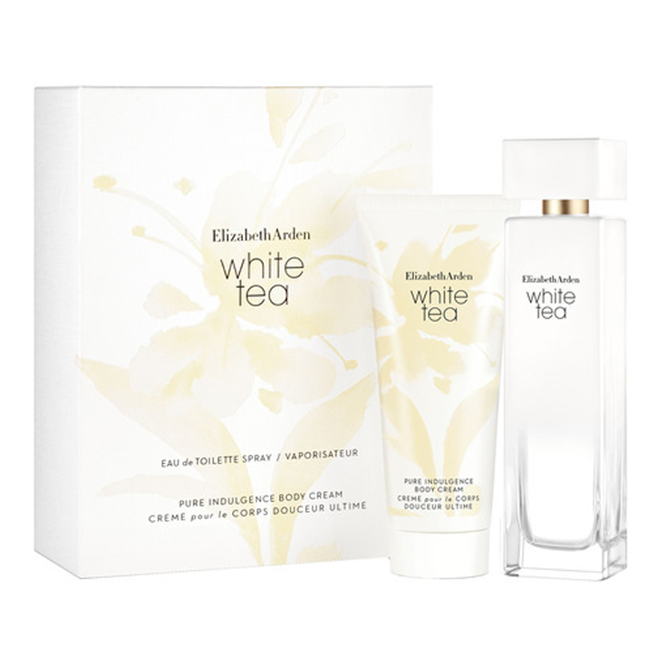 WHITE TEA EDT 100 VAP + BODY 100 ML