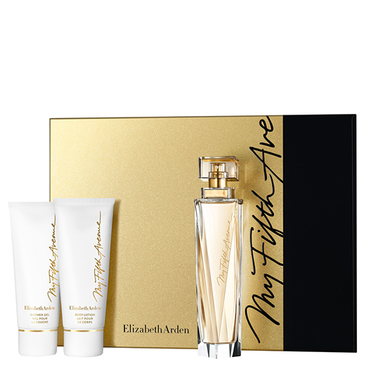 COFRE ELIZABETH ARDEN MY FIFTH AVENUE