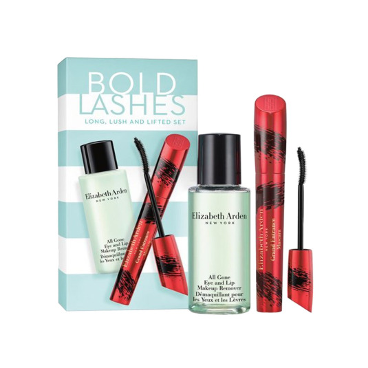 elizabeth arden bold lashes grand entrance mascara de pestañas set