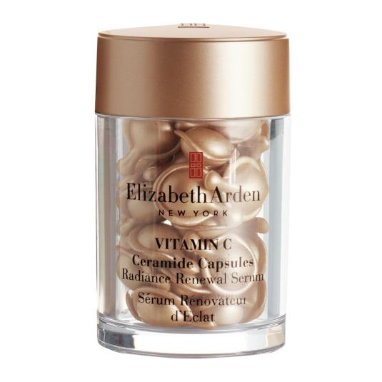 elizabeth arden vitamin c ceramide capsulas radiance renewal serum