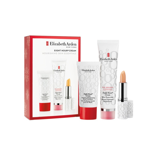 elizabeth arden eight hour cream gift set 3 piezas