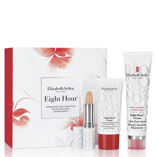 elizabeth arden eight hour cream set regalo 3 piezas