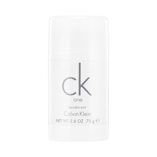 calvin klein ck one desodorante stick 75ml