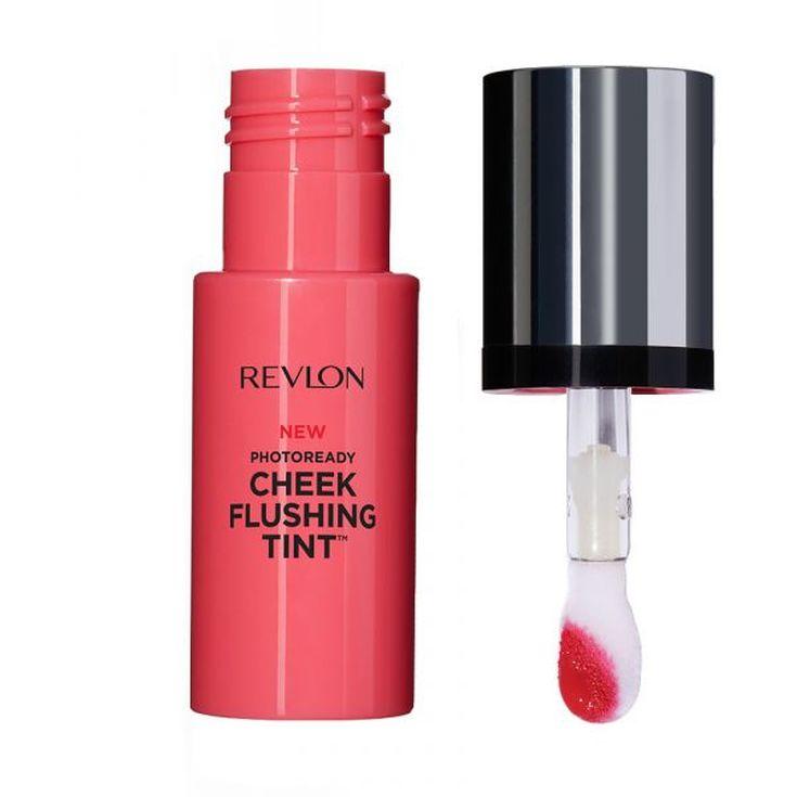 revlon photoready cheek flushing tint colorete liquido