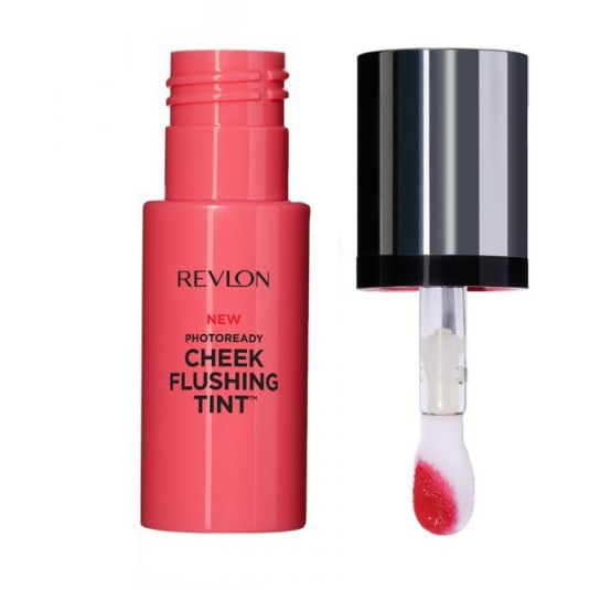 revlon photoready cheek flushing tint colorete liquido