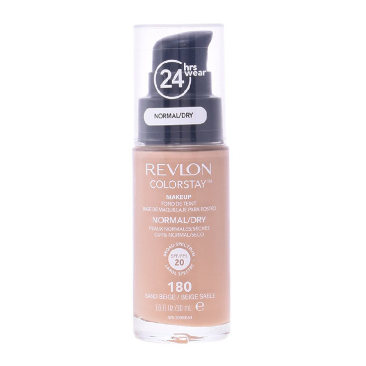 revlon colorstay maquillaje fluido piel seca/normal