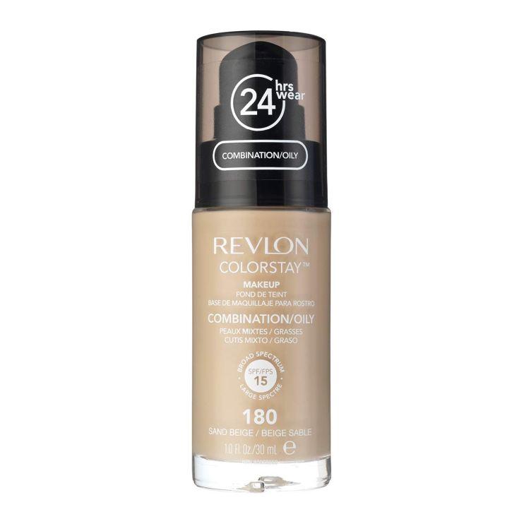 revlon colorstay oily maquillaje fluido piel mixta/grasa