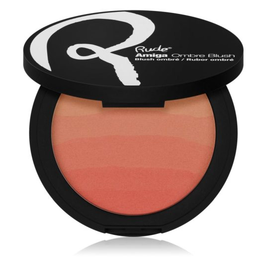 rude cosmetics amiga ombre colorete