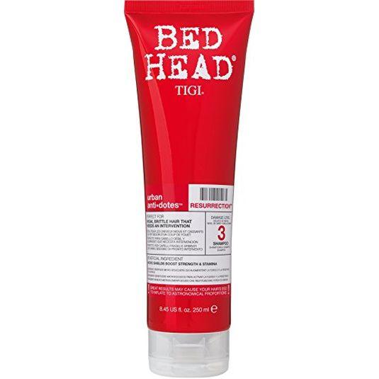 tigi bed head champu resurrection level 3 250ml