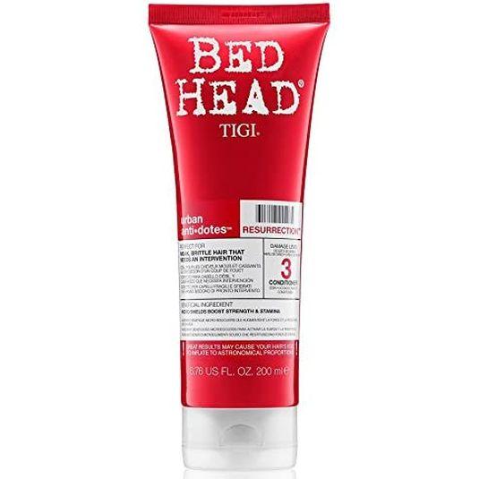 tigi bed head acondicionador resurrection level 3 200ml