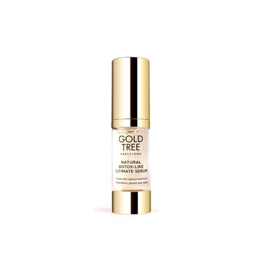 gold tree serum natural botox ultimate serum 15ml