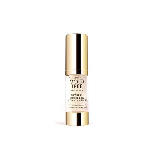 gold tree serum natural botox ultimate serum 15ml