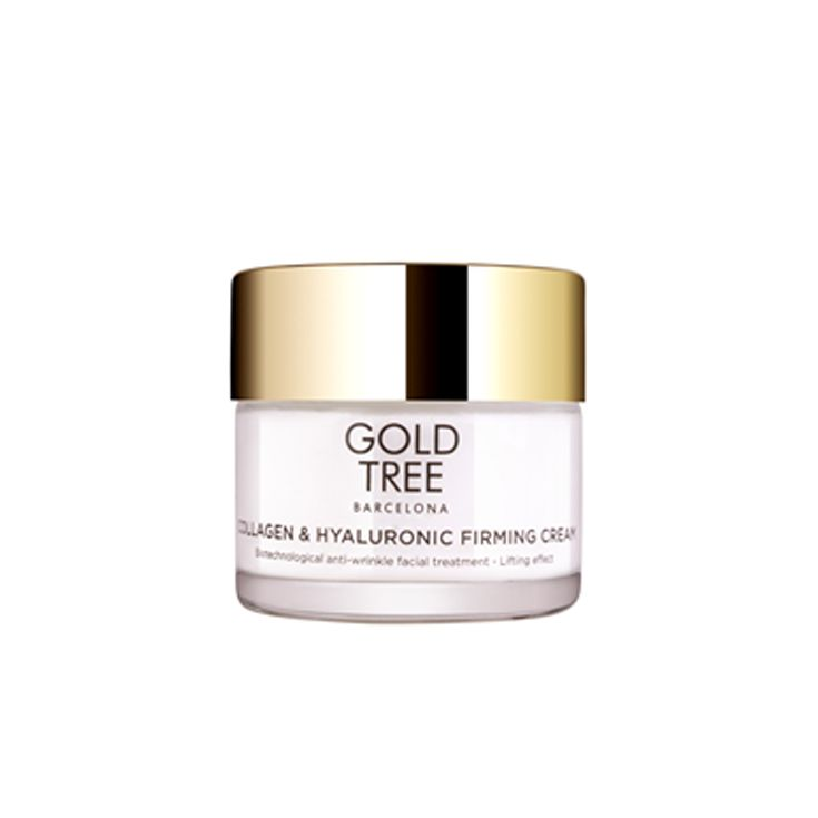 gold tree crema collagen & hyaluronic firming 50ml
