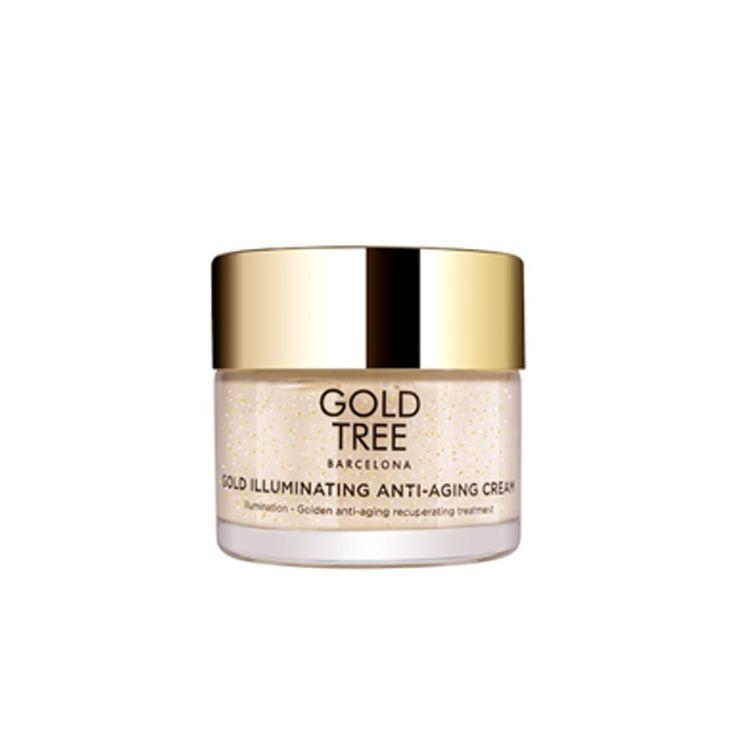 gold tree crema gold illuminating anti aging  50ml